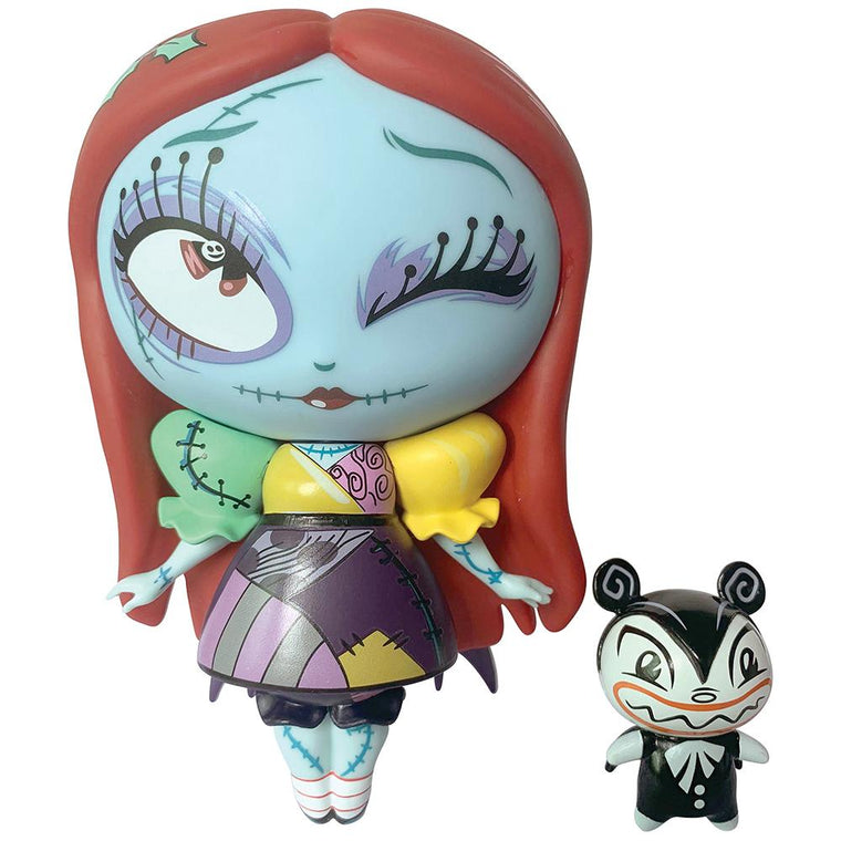 Miss Mindy Christmas Sally Vinyl Figurine