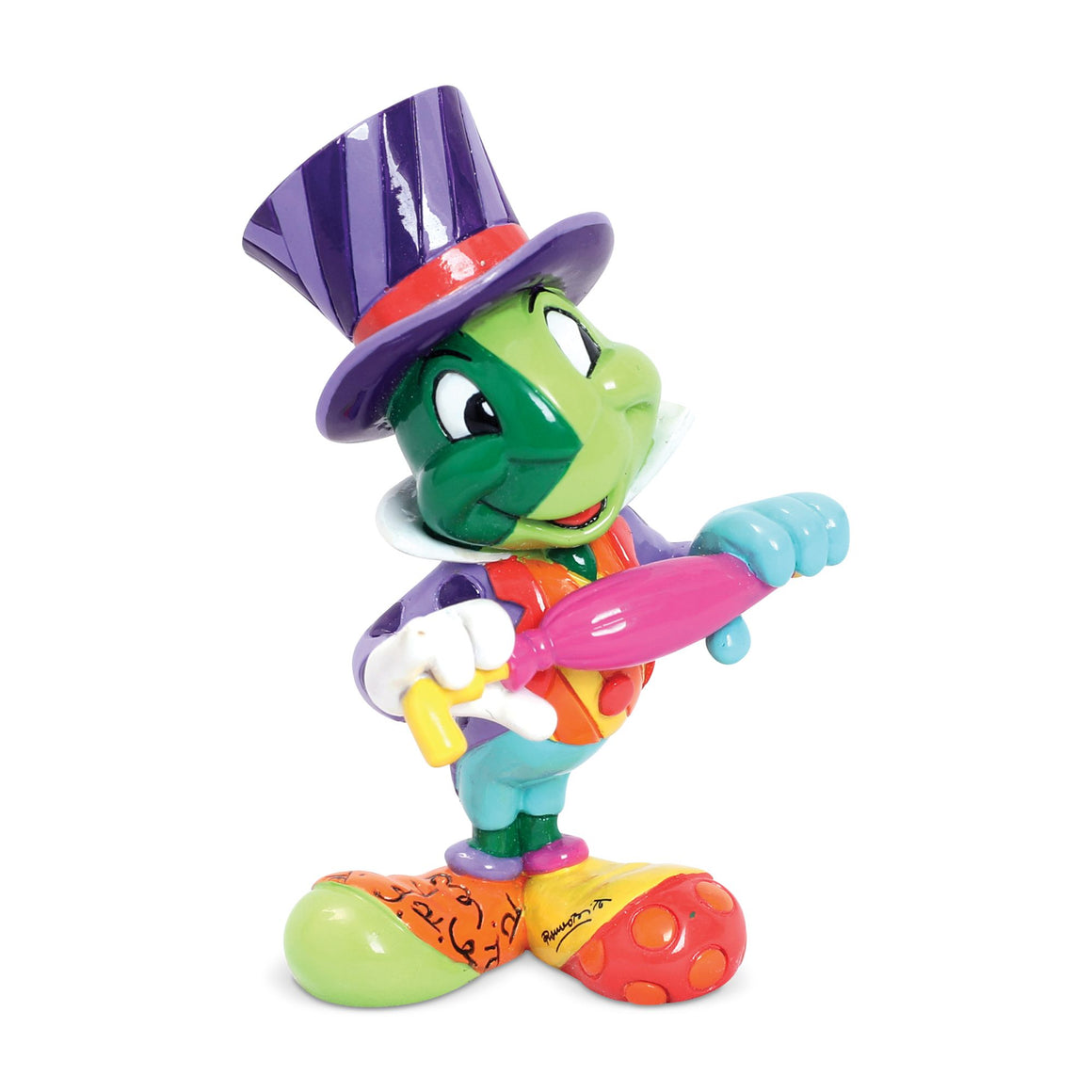 Jiminy Cricket Mini Figurine by Disney Britto