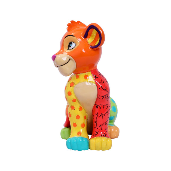 Simba Sitting Mini Figurine by Disney Britto