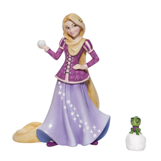 Disney Showcase Collection Holiday Rapunzel Figurine