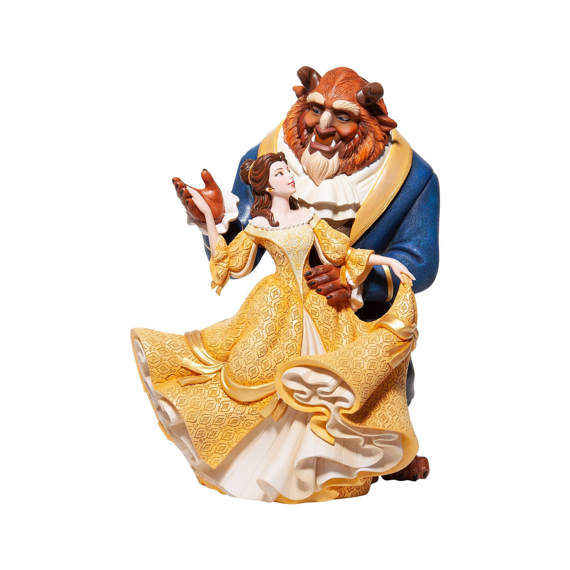 Disney Showcase Collection Beauty and the Beast Deluxe Figurine