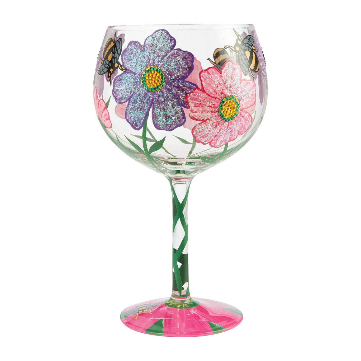 Lolita My Drinking Garden Gin Glass