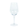 Snowflakes Wine Glass