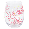 Swirls Glass