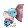 Disney by Romero Britto Baby Dumbo Figurine
