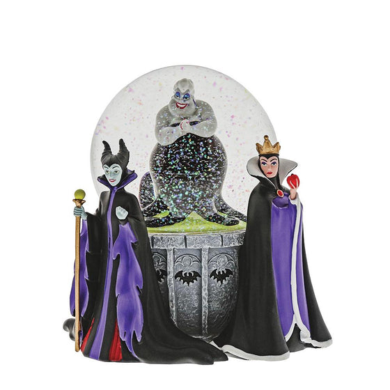 Disney Villain Waterball - Department56