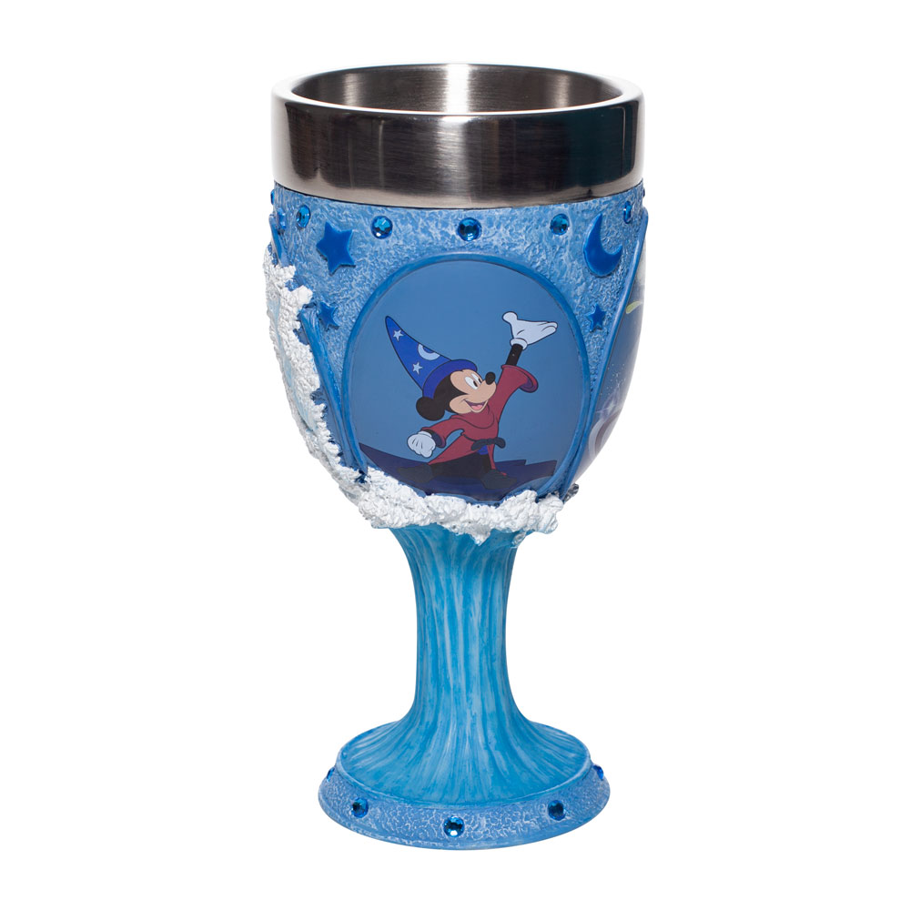 Disney Showcase Collection Fantasia Decorative Goblet