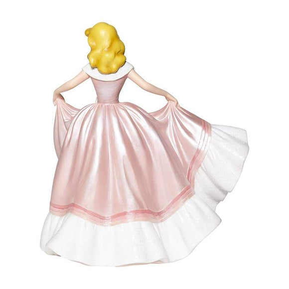 Disney Showcase Cinderella in Pink Dress Couture de Force Figurine
