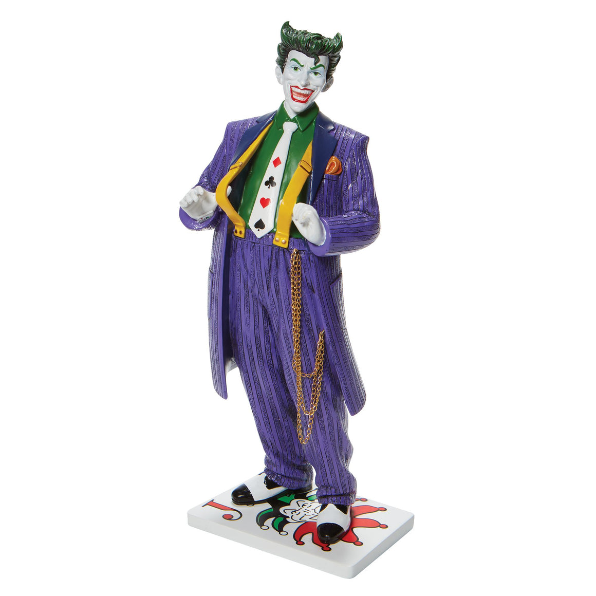 The Joker Couture de Force Figurine - DC Comics