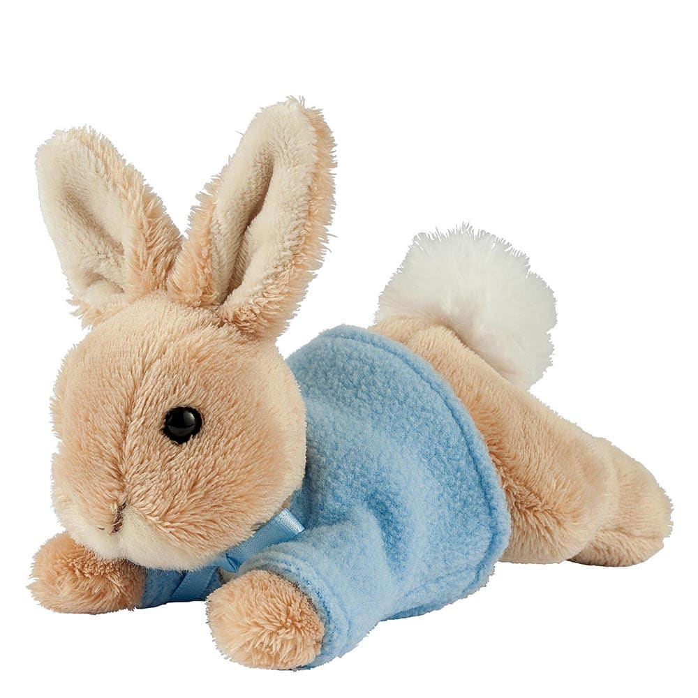 Lying Peter Rabbit Small Soft Toy - Peter Rabbit by Gund