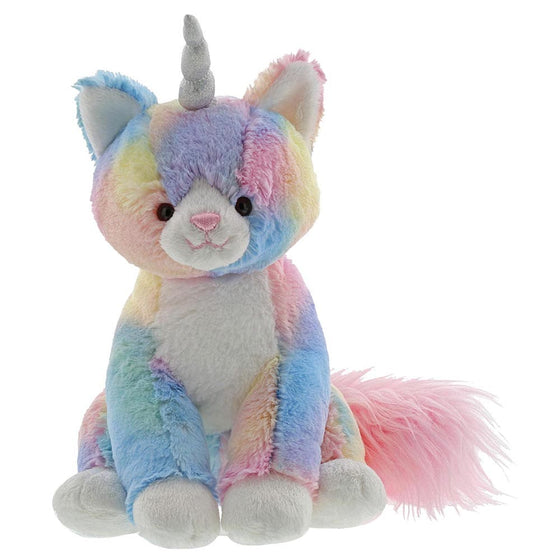Gund Shimmer Caticorn Soft Toy