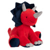 Carson the Triceratops Soft Toy by GUND