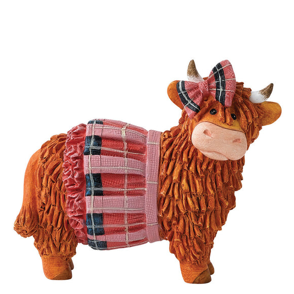 Border Fine Arts Hairy Coos Ava Figurine
