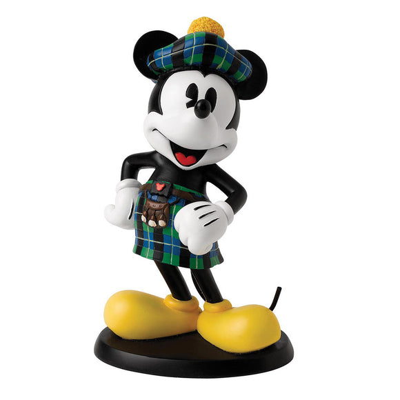 Mickey Mouse Scottish