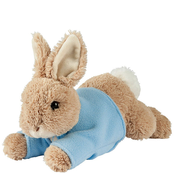 GUND Peter Rabbit Lying Peter Rabbit Medium Soft Toy