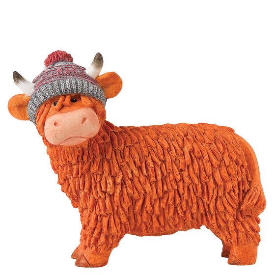 Border Fine Arts Hairy Coos Fiona Figurine