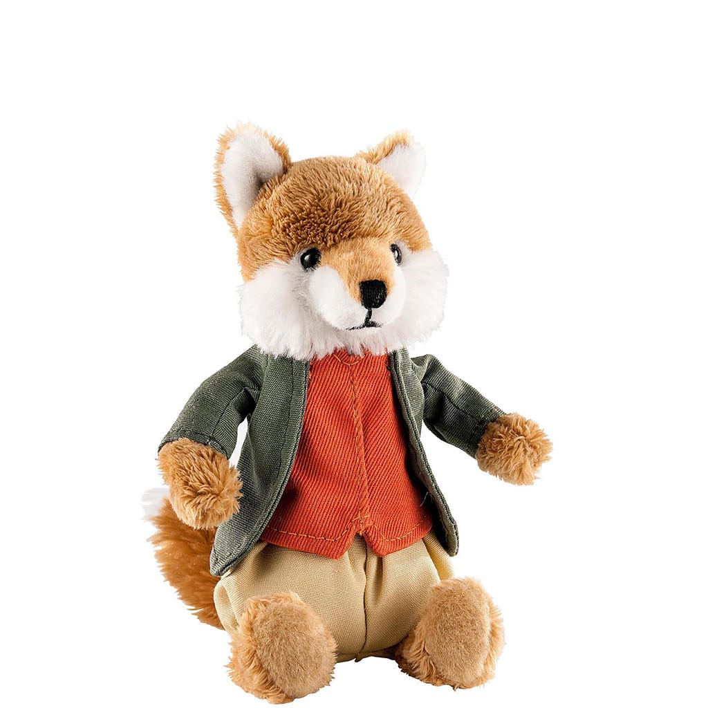 GUND Peter Rabbit Mr Tod Small Soft Toy