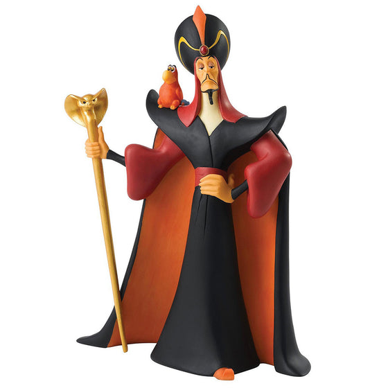 Enchanting Disney O Mighty Evil One (Iago & Jafar) Figurine