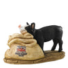 Kitchy & Co Mr Hoggs Piggy Wiggy Nuts Figurine