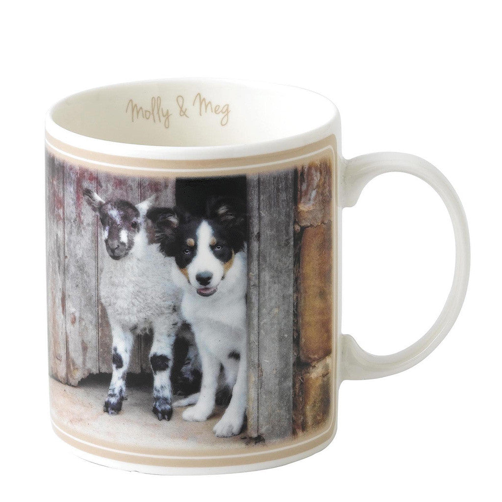 Kitchy & Co Molly & Meg Mug