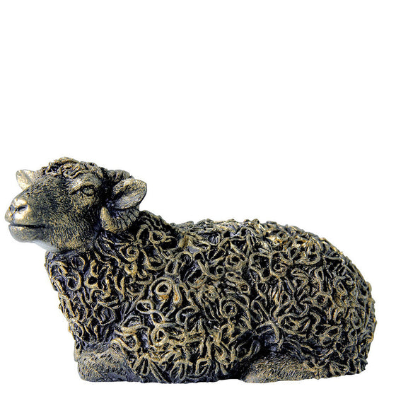 Border Fine Arts Studio Bronze Ewe Figurine