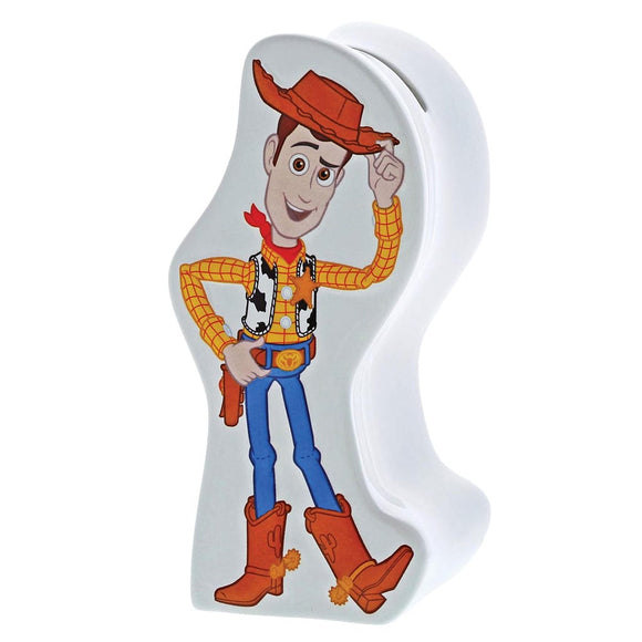 Enchanting Disney Reach for the Sky| (Woody Money Bank)
