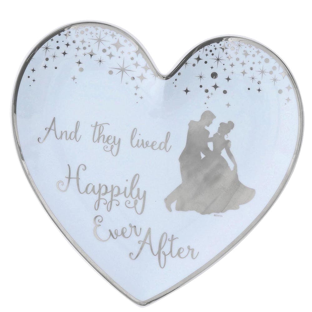 Cinderella Wedding Ring Dish by Enchanting Disney