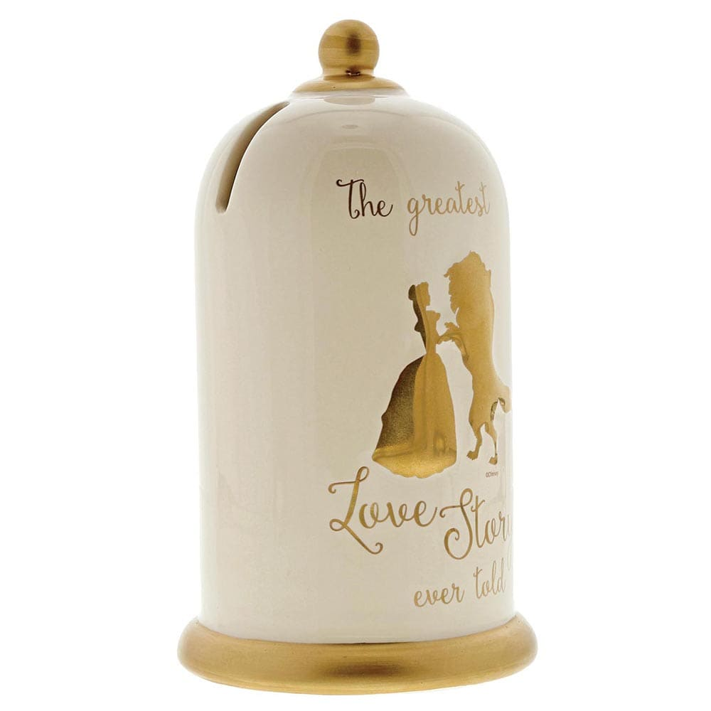 Belle Wedding Money Bank by Enchanting Disney