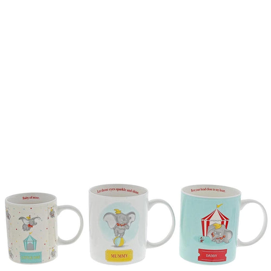 Enchanting Disney Dumbo Mug Set