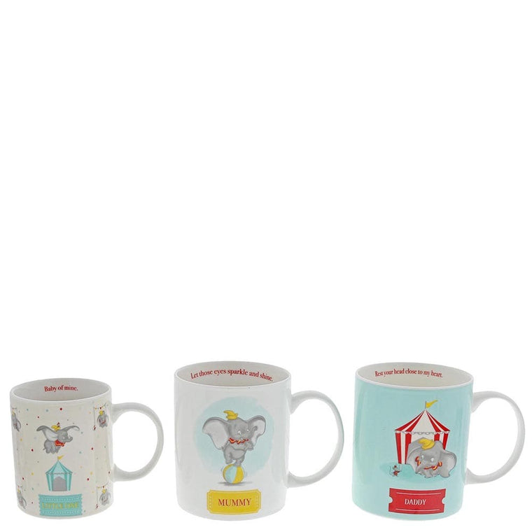 Dumbo Mug Set by Enchanting Disney