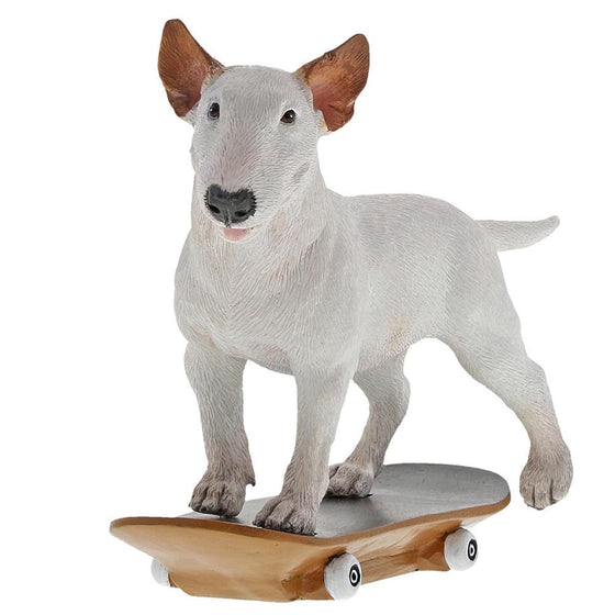 Jimmy the Bull 'Skateboard' Figurine