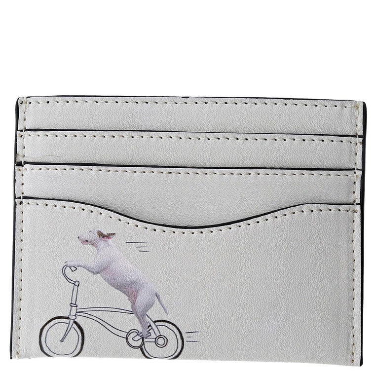 Jimmy the Bull 'That's How He Rolls' Card Holder