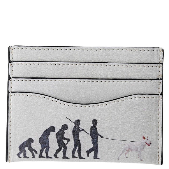 Jimmy the Bull 'Evolution of Man' Card Holder