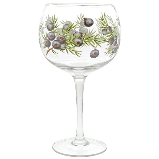 Juniper Gin Copa Glass by Ginology