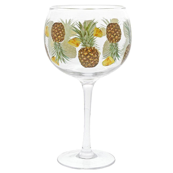 Ginology Pineapple Gin Copa Glass