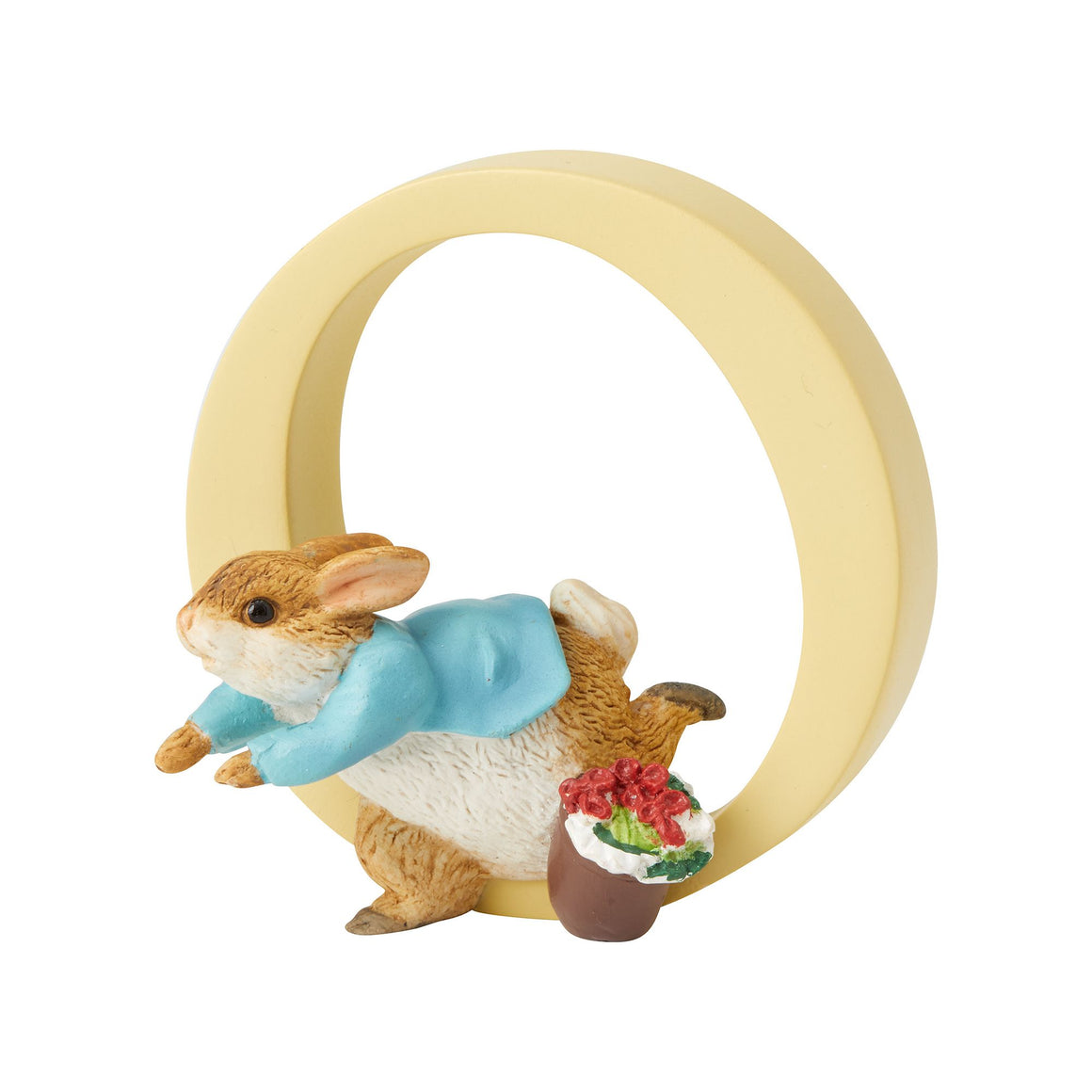 "Beatrix Potter ""O"" - Peter Rabbit"