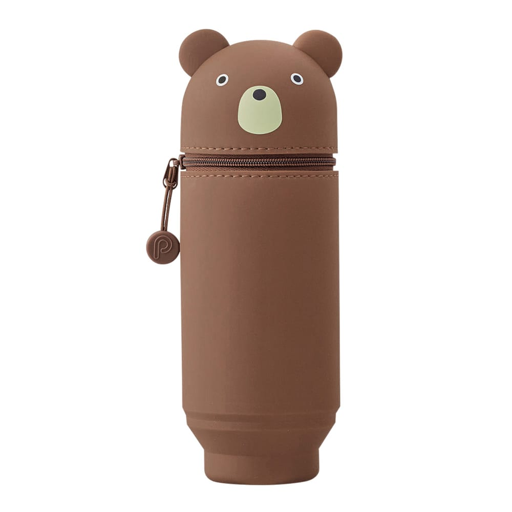 Bear Stand Up Pen Case (Large)