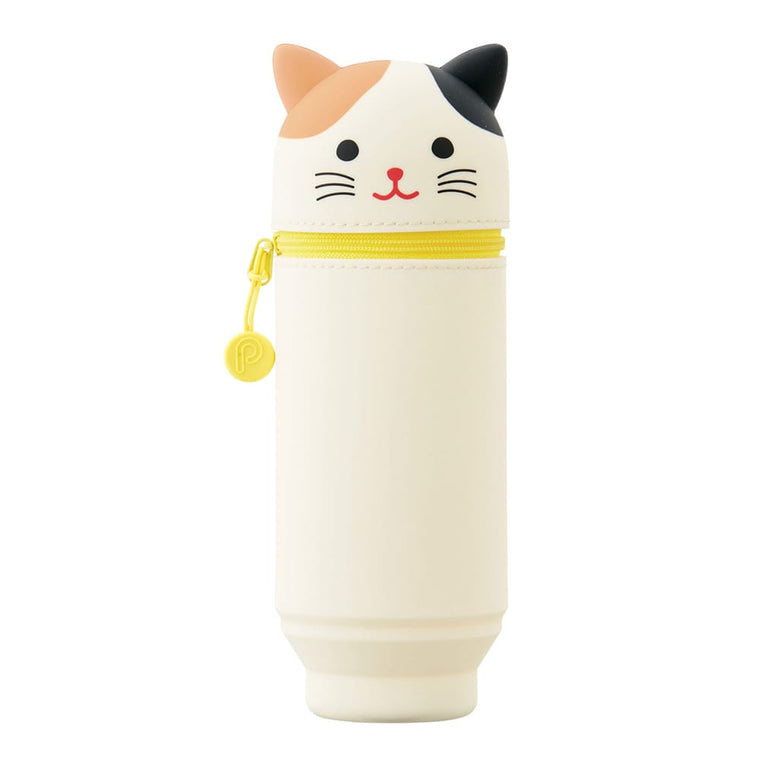 Cat Stand Up Pen Case (Large)