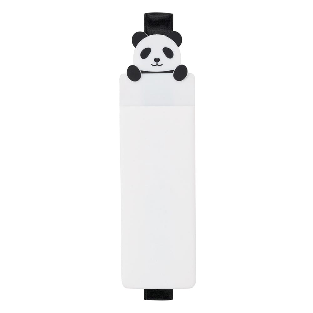 Panda Book Band Pen Case