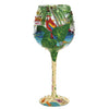 Superbling Tropical Dream Extra Large Wine Glass