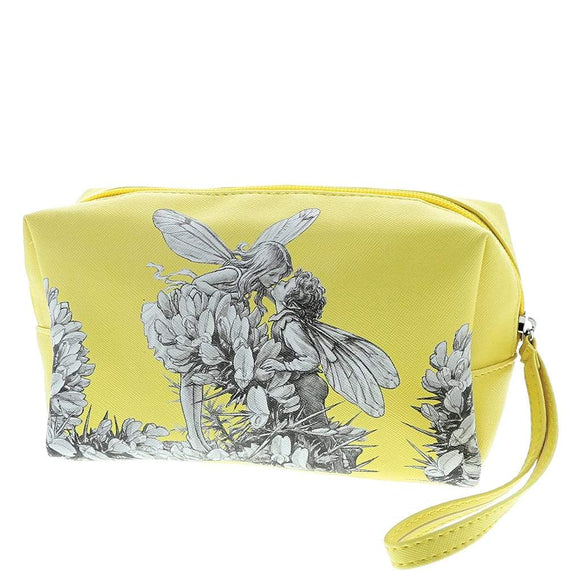 Flower Fairies Gorse Wash Bag