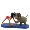 Enchanting Disney Jungle Patrol (Hathi JR. & Mowgli) Figurine