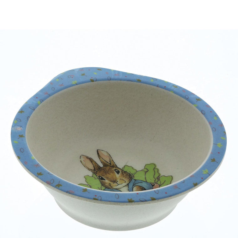 Peter Rabbit Bamboo Bowl by Beatrix Potter