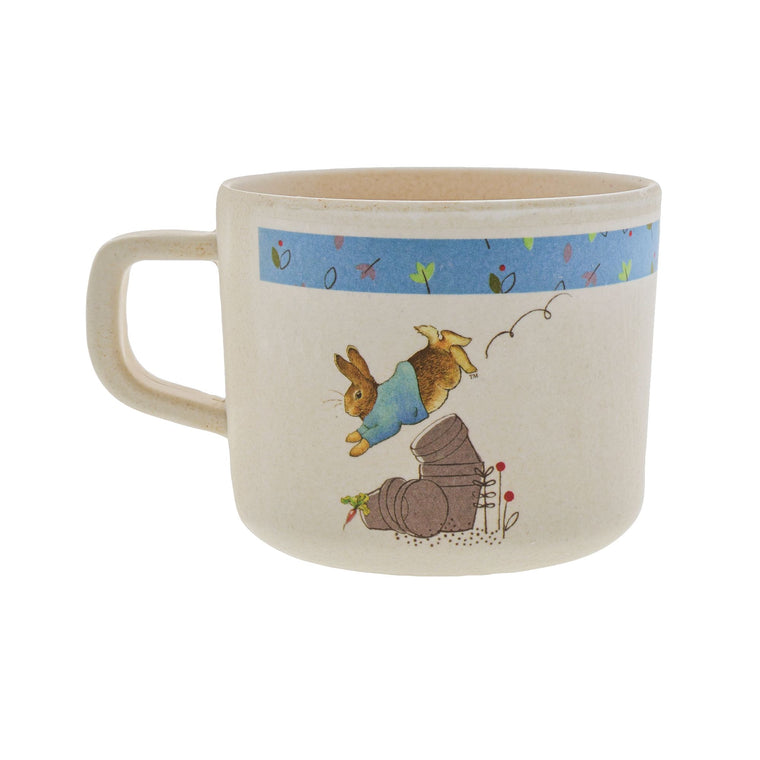 Beatrix Potter Peter Rabbit Bamboo Mug