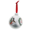 Beatrix Potter Peter Rabbit and Snow Rabbit Bauble