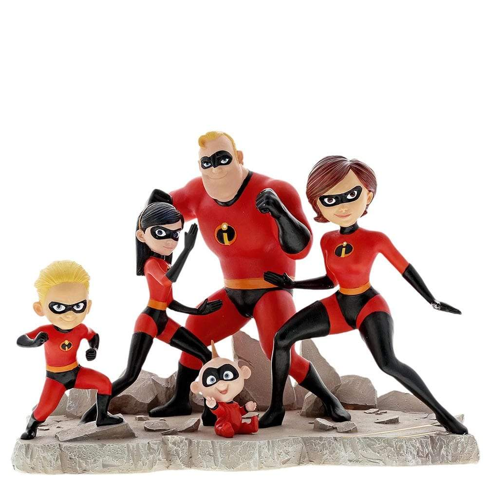 Enchanting Disney Everyone Is Special (Incredibles Figurine)