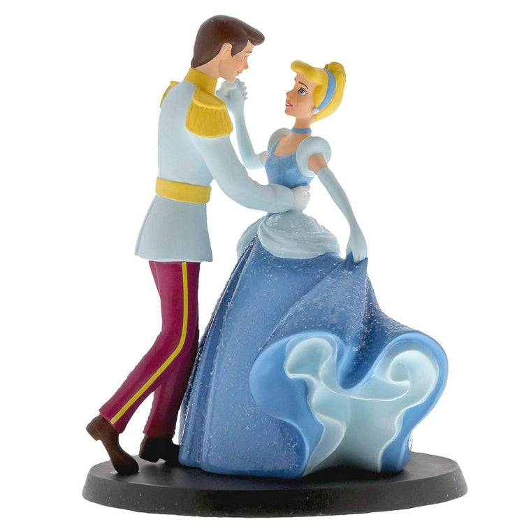 Cinderella Wedding Cake Topper by Enchanting Disney
