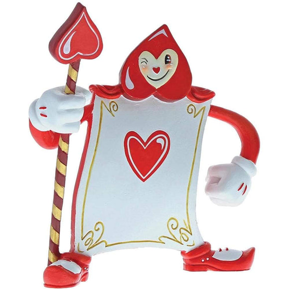 Miss Mindy Card Guard Ace of Hearts Figurine
