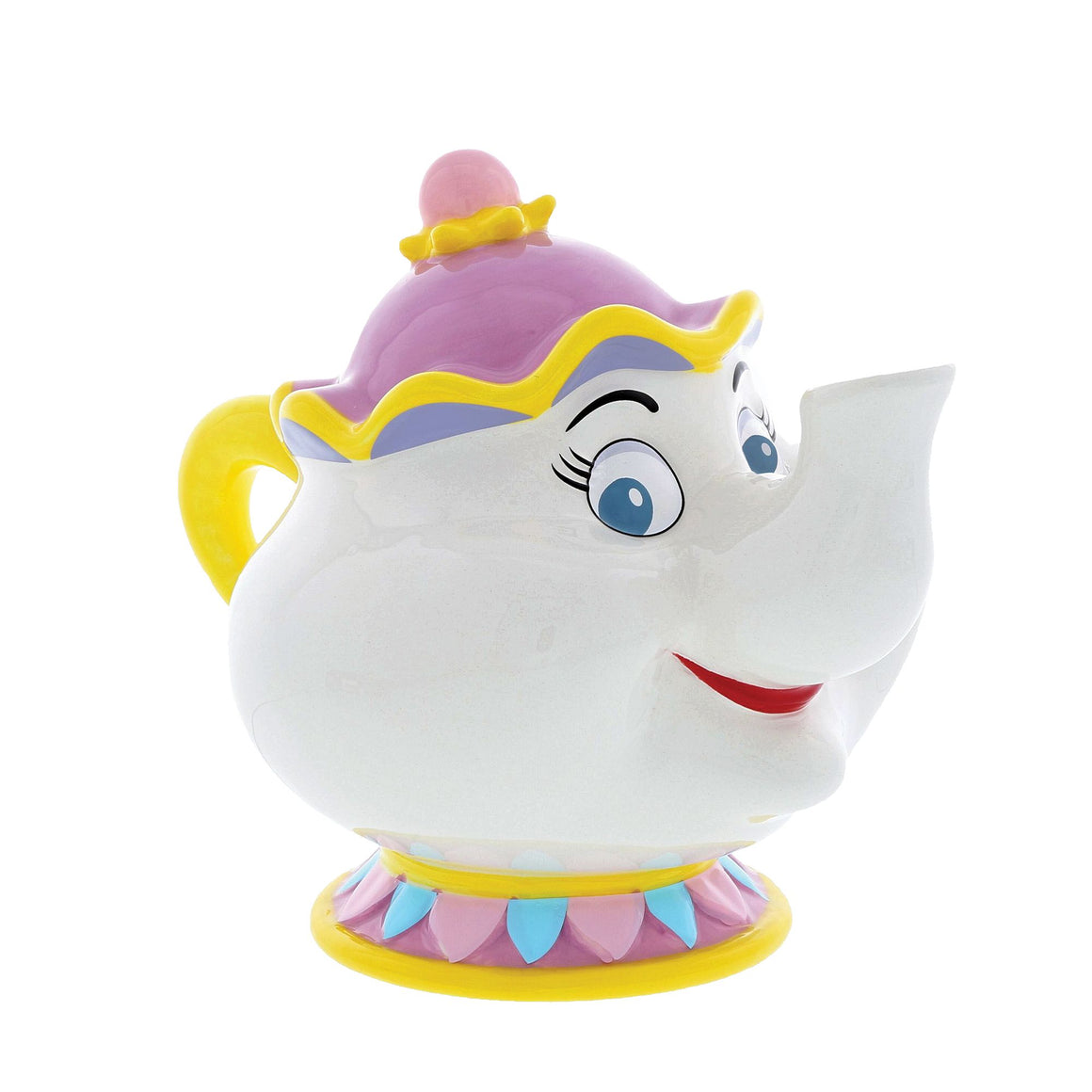 Something There - Mrs Potts Money Bank Figurine by Enchanting Disney