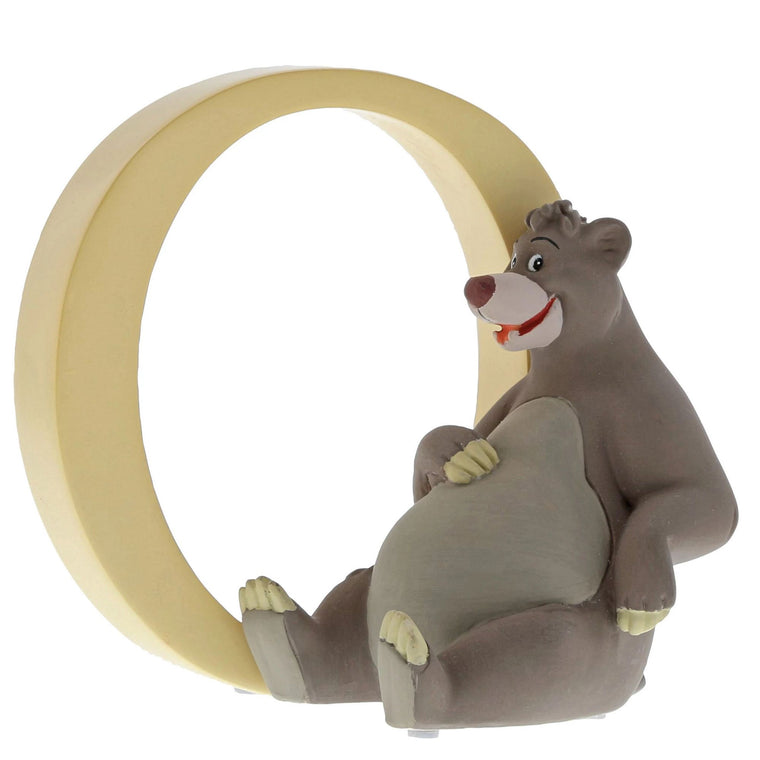 """O"" - Baloo Decorative Alphabet Letter by Enchanting Disney"
